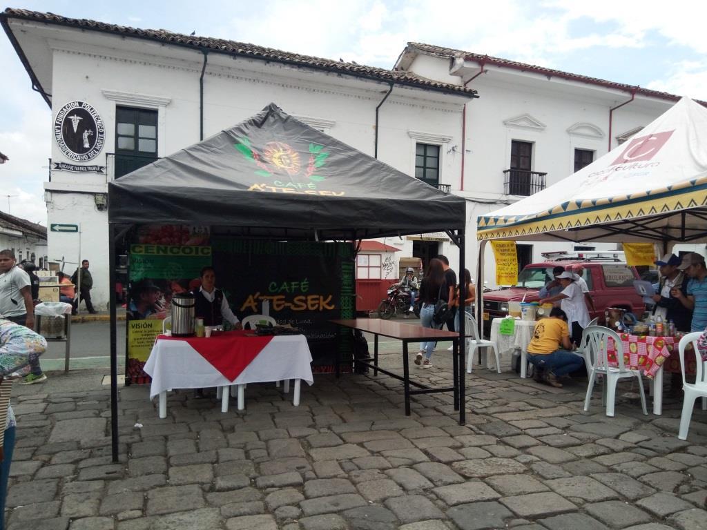 1er Encuentro de la comunidad Universitaria Campesina UNICAUCA